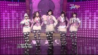 getlinkyoutube.com-T-ara - Bo Peep Bo Peep [Live 2009.12.04]