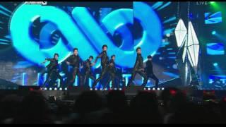 getlinkyoutube.com-111229 SBS Gayo Daejun - MBLAQ & INFINITE - Special Stage