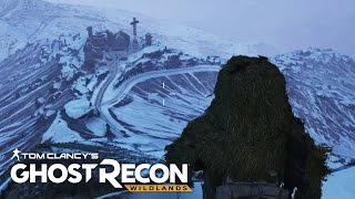 getlinkyoutube.com-WE CLIMBED THE HIGHEST MOUNTAIN! (Ghost Recon Wildlands Funny Moments)
