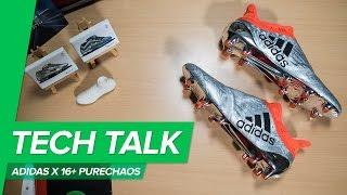 getlinkyoutube.com-adidas X16+ PURECHAOS Tech Talk by Unisport | worn by Gareth Bale at EURO2016