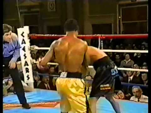 Shannan Taylor v Shane Mosley 10 March 2001 Las Vegas, Nevada, USA