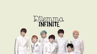 getlinkyoutube.com-INFINITE - DILEMMA Color Coded Lryics [Rom/Eng/Kan] 1080p