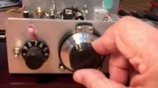 getlinkyoutube.com-Regenerative Superheterodyne Receiver.NE602-BF998.