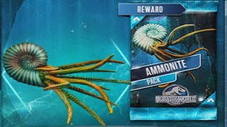 getlinkyoutube.com-Free Ammonite Pack Challenge - Jurassic World The Game