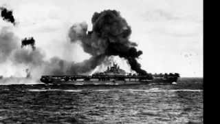 神風特攻隊 零戦・爆撃機 空母撃沈 Kamikaze Attacks