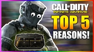 getlinkyoutube.com-TOP 5 REAL REASONS WHY INFINITE WARFARE SUCKS! Infinite Warfare Beta Review (Infinite Warfare TOP 5)