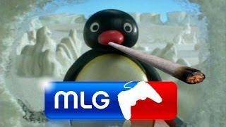 getlinkyoutube.com-Pingu No-Scopes His Parents
