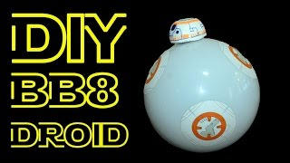 getlinkyoutube.com-How to Make Star Wars BB8 Droid using littleBits