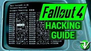 getlinkyoutube.com-FALLOUT 4: The ULTIMATE Hacking Guide! (Everything You Need To Know About Hacking in Fallout 4)