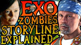 FULL EXO ZOMBIES STORYLINE EXPLAINED | Exo Zombies Story Easter Egg in Call of Duty Advanced Warfare