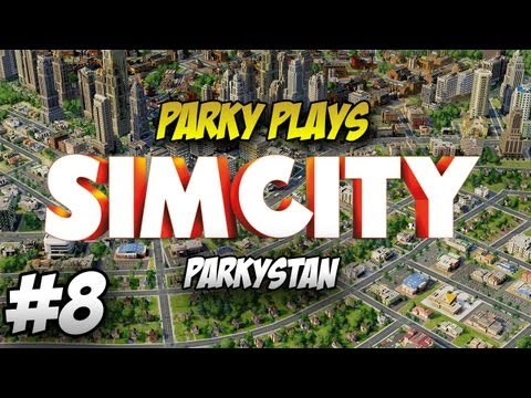 Let's Play Sim City 5 - Part 8 - Goodbye, Airport!