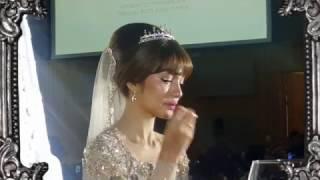 getlinkyoutube.com-AMYRA ROSLI MENANGIS | Princess Wedding
