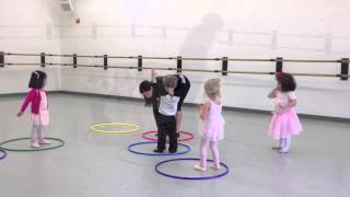 getlinkyoutube.com-Creative Movement & Music Class Thursday Morning at Festival Ballet Providence