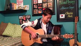 Marvin Gaye - Charlie Puth Ft. Meghan Trainor - Fingerstyle Guitar Cover