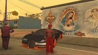 getlinkyoutube.com-Como Hacer el Carro asesino en Gta San Andreas