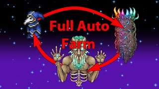 getlinkyoutube.com-Expert mode fully automated Cultist - Pillars - Moon Lord afk Farm