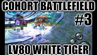 getlinkyoutube.com-Taichi Panda | Cohort Battlefield #3 | LV80 White Tiger Demigod!