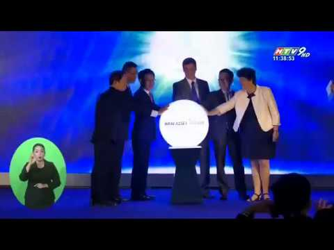 Tin giới thiệu thương hiệu BHNT mới Mirae Asset Prévoir - HTV9