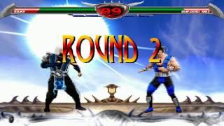 getlinkyoutube.com-Mortal Kombat Chaotic - Riuky playthrough