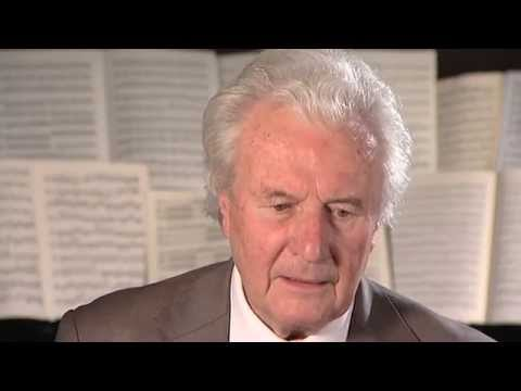 Sir Colin Davis and Mitsuko Uchida on Nielsen & Beethoven (2010/11 season)