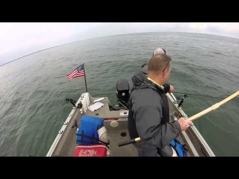 muskie fishing on lake St Clair
