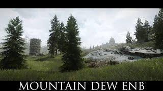 getlinkyoutube.com-TES V - Skyrim Mods: Mountain Dew ENB