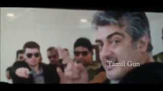getlinkyoutube.com-VEDHALAM  : AJITH MASS TRANSFORMATION SCENE  IN FRONT OF VILLAIN
