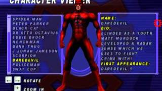 getlinkyoutube.com-Spider-Man All Costumes & Character Viewer & Comic Books & Game Covers!