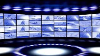 getlinkyoutube.com-Virtual TV News Studio Backgrounds   Bradley tv2