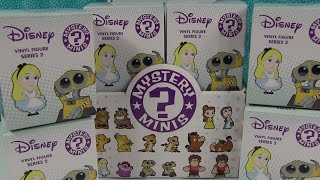 getlinkyoutube.com-Disney Funko Mystery Minis Whole Case Unboxing Opening Toy Review