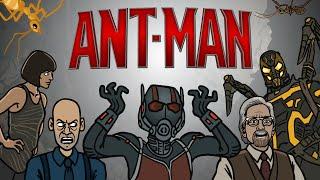getlinkyoutube.com-Ant-Man Trailer Spoof - TOON SANDWICH