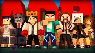 MOD DOS YOUTUBERS #ADR PARA CELULAR!! - Minecraft PE 0.13.0