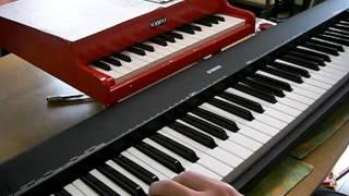getlinkyoutube.com-【楽譜は】3分で弾けるピアノ講座1 【いらない】