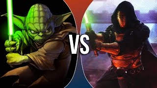 Versus Series | Yoda vs Revan
