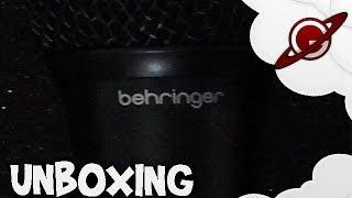 getlinkyoutube.com-Unboxing | Behringer XM1800S Set [FR]