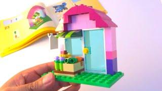 getlinkyoutube.com-How to build a Lego House - Lego Classic 10692 (2015)