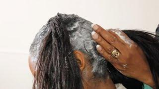 How I Relax My Hair┃Tutorial