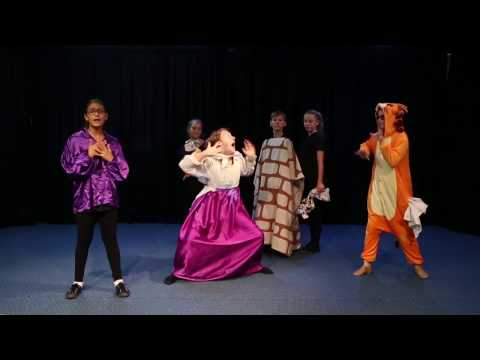 The Arts: Drama - Satisfactory - Years 7 and 8