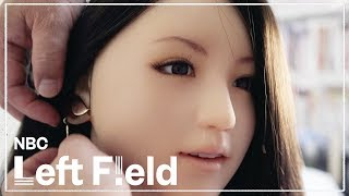 Dating A Love Doll In Japan | NBC Left Field | On the Fringe