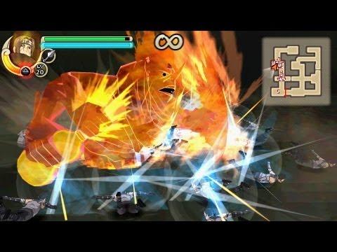 Naruto Shippuden: Ultimate Ninja Impact - PSP - Relive Naruto Shippuden!! (Tokyo Game Show 2011)