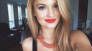 getlinkyoutube.com-Top 10 Most Beautiful Youtubers