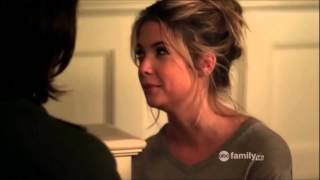 "Hanna and Caleb ""I Love You"" Scene 2x09 HD"