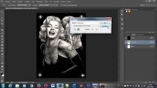 getlinkyoutube.com-video aula, reticulando arte final e preparando pra impressão