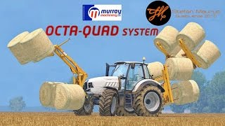 getlinkyoutube.com-Farming Simulator 15 Presentazione Octa Quad System by Stefan Maurus