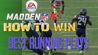 getlinkyoutube.com-Madden 16 Tips - 3 Best Running Plays!