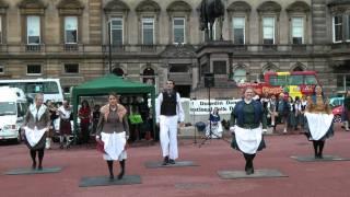 Scottish folk dance: Step Dancing
