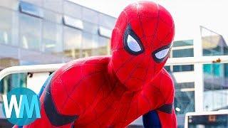 Top 10 Epic Superhero Introductions