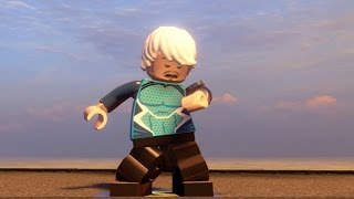 getlinkyoutube.com-LEGO Marvel's Avengers - Quicksilver | Free Roam Gameplay (PC HD) [1080p60FPS]