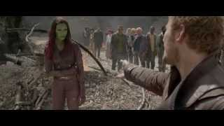 getlinkyoutube.com-Star lord dance - Guardians of the galaxy scene | HD 720p