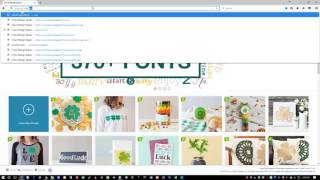 Free Cricut Design Space for Newbies Class 2/22/2017 COUPON CODE IN THE VIDEO